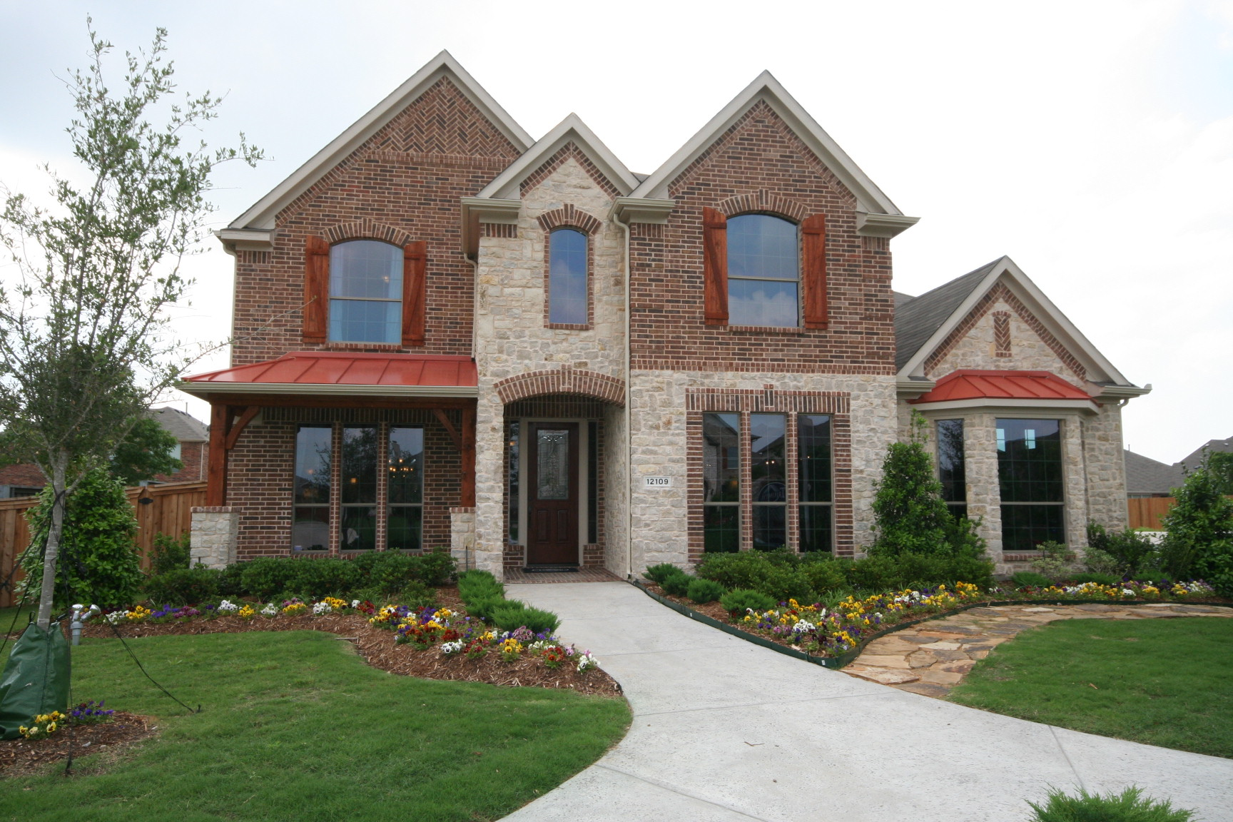 Download this Take Pride Promoting The New Home Builders Beautiful Design picture