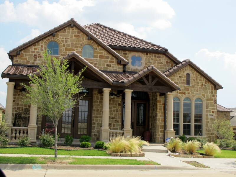 The settlement at craig ranch for Mckinney builders